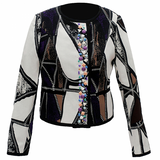 Painted lady Jacket - Derby Clothes