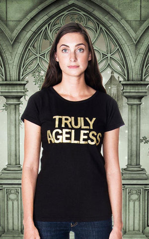 Women's Truly Ageless Graphic T-Shirt - Derby Clothes