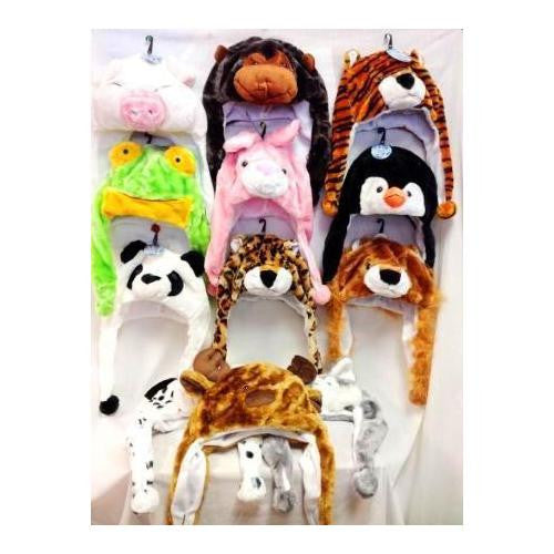 Plush Animal Hats Best Selections