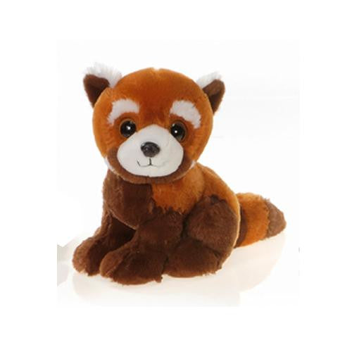 "Pong - 9"" Big Eye Sitting Red Panda"