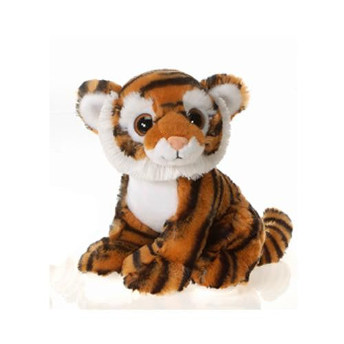 "Tegg - 9"" Big Eye Sitting Tiger"