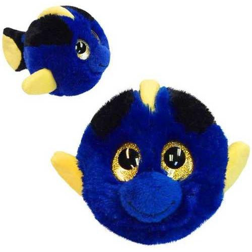 "Lubby Cubbies - 3.5"" Dizzy Blue Tang"