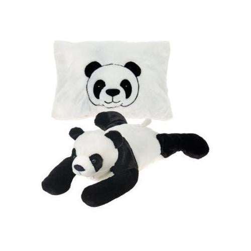 "18"" Panda Peek-A-Boo Pillow"