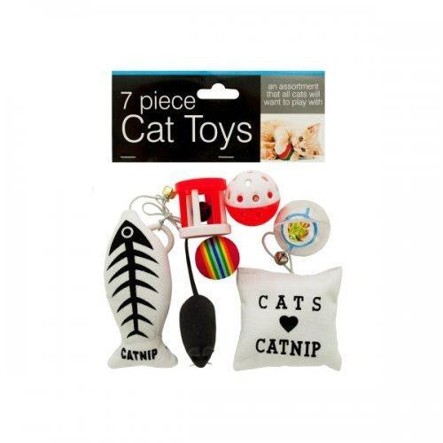 Cat Toys Set (pack of 4)