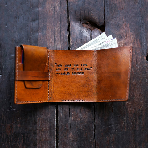 The Secret Life of Walter Mitty Wallet