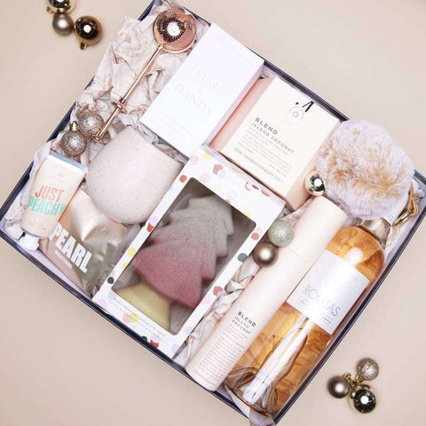 Christmas Gift Box from Taken Care Of.