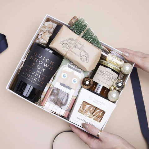 Christmas Gifts Box from Taken Care Of collection.