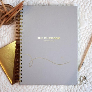ON PURPOSE PROJECT PLANNER STONE