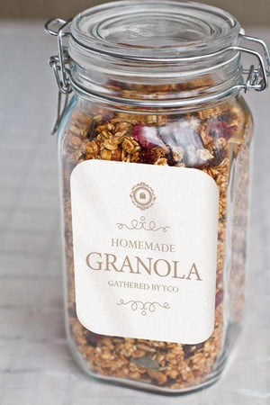 Gathered By TCO Granola