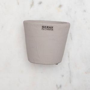 Serax // Flower Pot Extra Small Light Grey