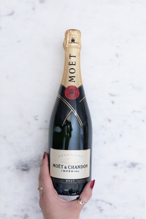 MOET AND CHANDON CHAMPAGNE BRUT IMPERIAL
