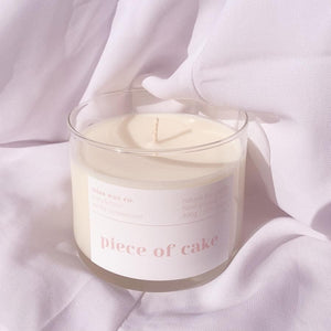 Piece of Cake Candle