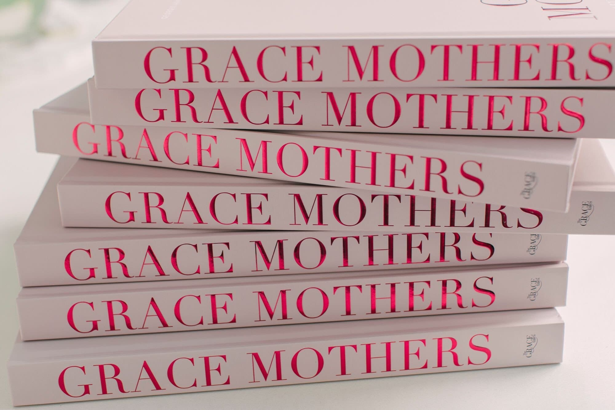 Grace Mothers // Letters to Our Children