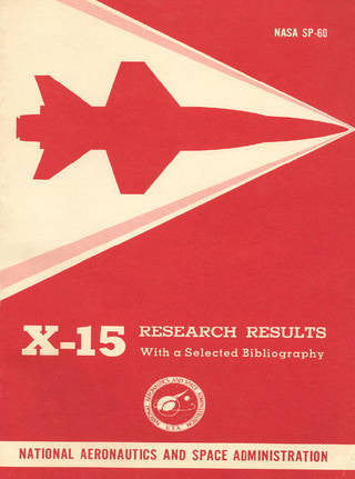 X-15 Research Results - NASA - America's Space Plane