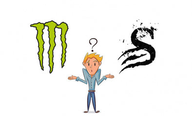 STAY SHREDDED VS MONSTER ENERGY - RIDICULOUS TRADEMARK BATTLE
