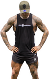 Slash Muscle Tank - Black - Stay Shredded