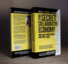 SMALL BUNDLE X50 BOOKS + BONUSES (The Secret Collaborative Economy)