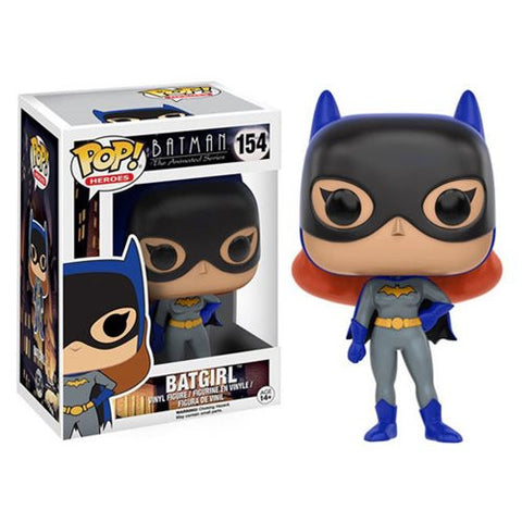 Funko Pop Batman Animated - Batgirl