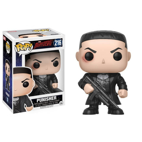 Funko Pop Daredevil - Punisher
