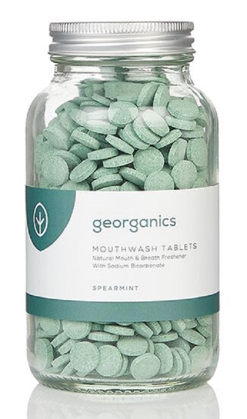 Mouthwash Tablets - Spearmint