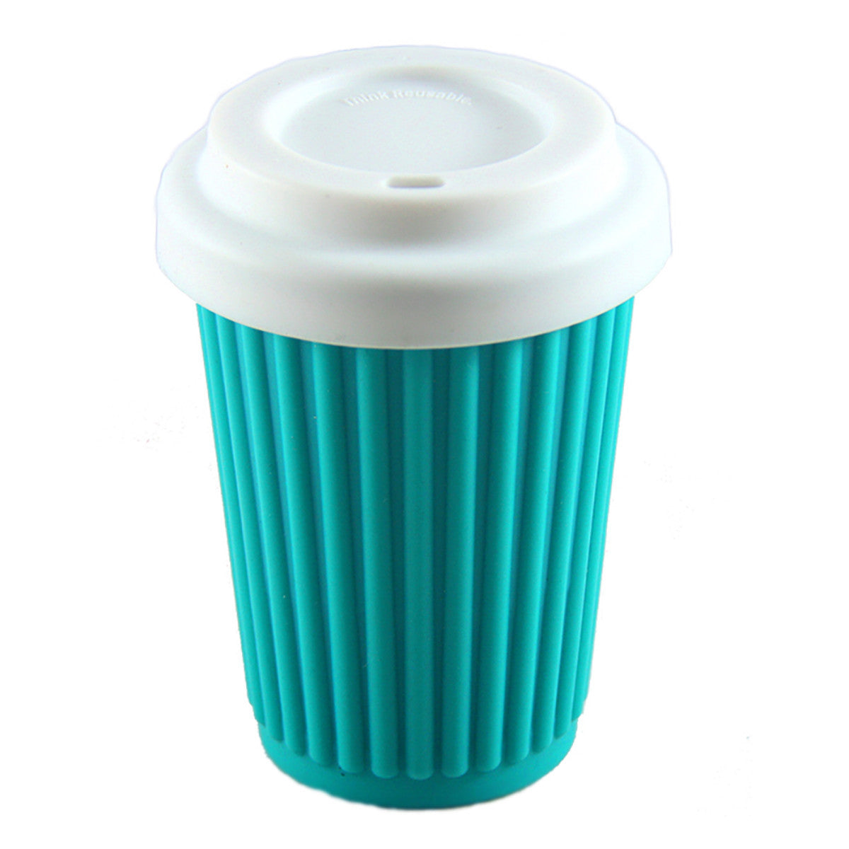 Onya Reusable Coffee Cup Regular (12OZ/355ML) - Aqua