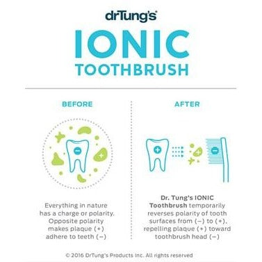 Ionic Toothbrush System