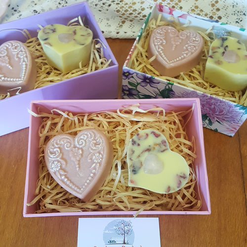 'LOVELY' Bath and Body Pamper Pack - Apple & Radish