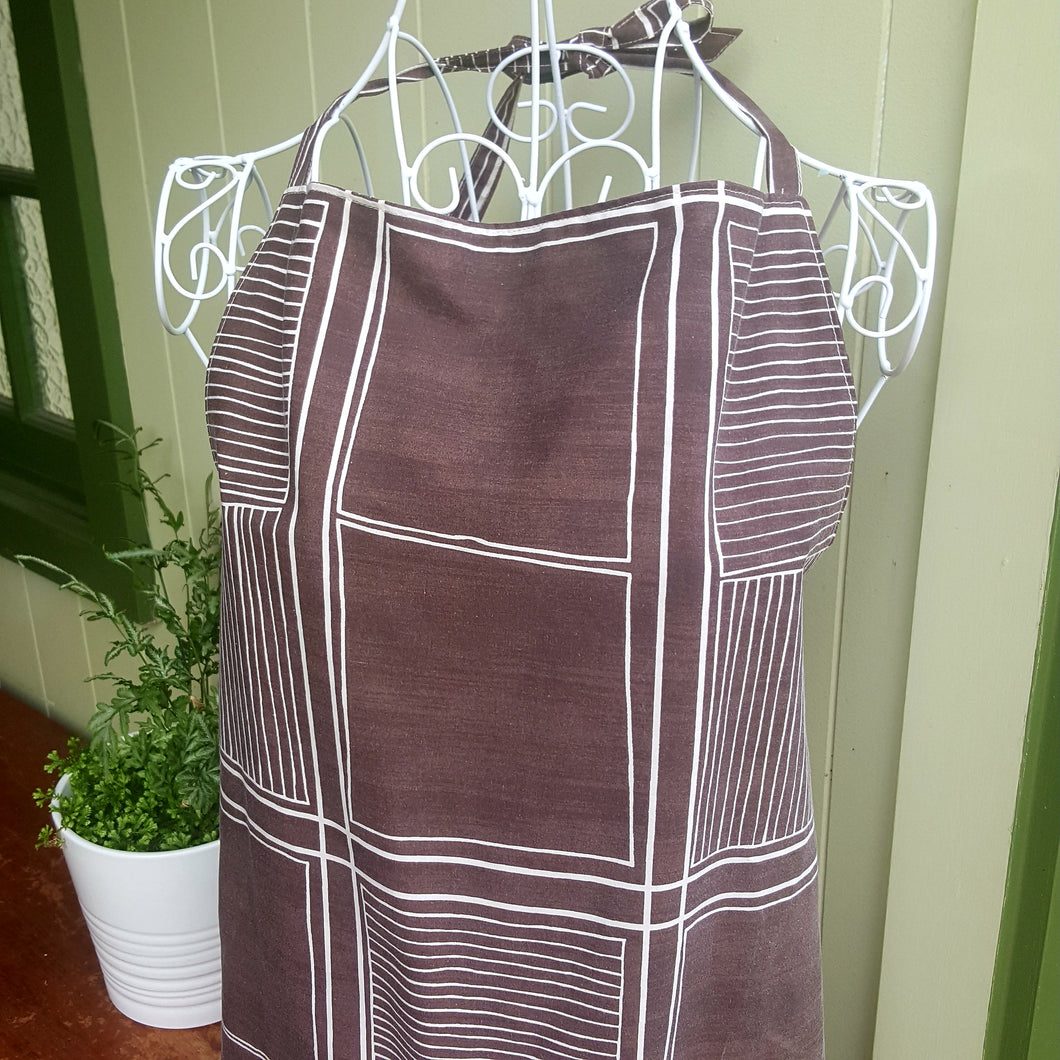 FOREST Apron - Apple & Radish