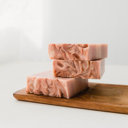 Grapefruit and Cedarwood Soap - Apple & Radish