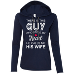 He Calls Me His Wife - Hoodie - Need This Please
