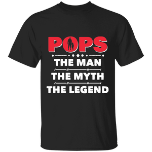 POPS The Man, The Myth, The Legend - T-Shirt