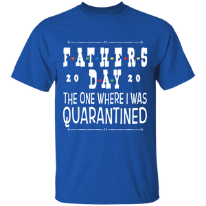 The One Where I Was Quarantined - T-Shirt