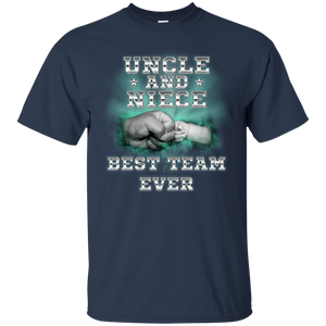 Uncle & Niece Best Team - Men's Tee & Hoodie
