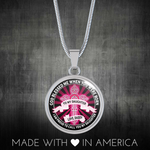 To My Daughter - Proud To Call You My Daughter - Necklace