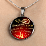 I Love You Necklace - Forever & Always - Gift Ideas For Wife - Need This Please