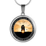 To My Wife - Find You Sooner & Love You Longer - Necklace