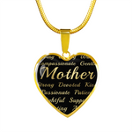 To My Mom - All That You Are - Necklace