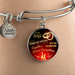 Gifts For Her - Together We're Everything - Bangle - Need This Please