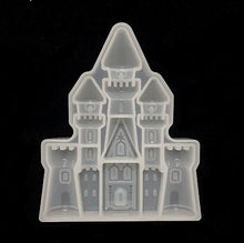 Load image into Gallery viewer, Princess Castle Silicone Mold