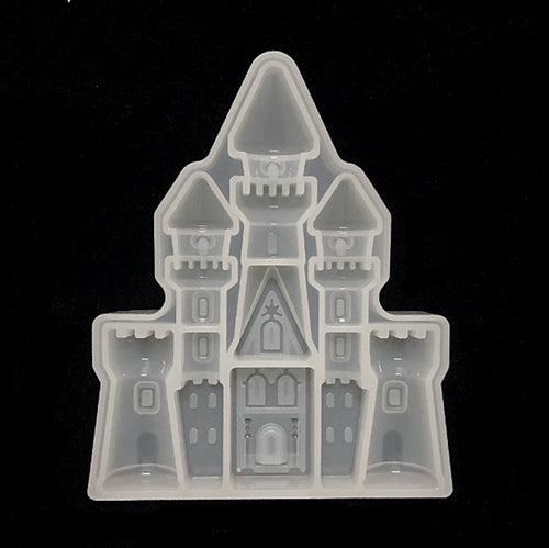 Princess Castle Silicone Mold