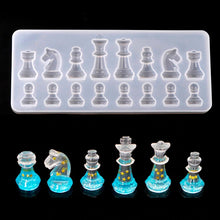 Load image into Gallery viewer, Chess Set Silicone Mold
