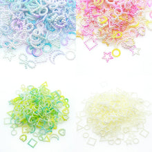 Load image into Gallery viewer, 20g Pearl-like resin fillers, Embellishments, Slime Charms