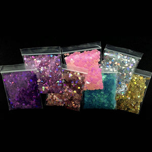 Cute Rabbit Glitter Sequins