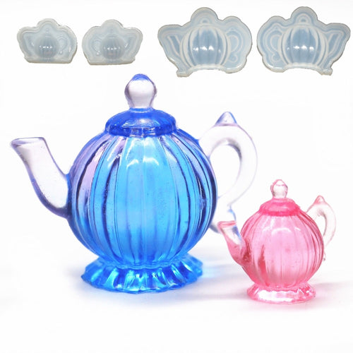 3D Teapot Silicone Mold