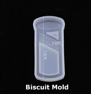 Cute Silicone Shaker Molds for Resin