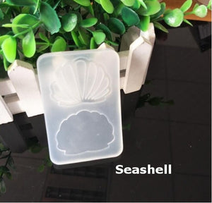 Resin Shaker Molds - 7 Styles to choose from