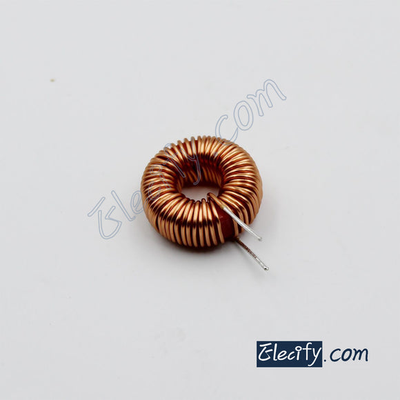 22uH 8A Toroidal inductor, 20mm ferrite cores for TDA7498E 160W amplifier