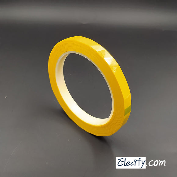66m*10mm Mylar tape for Transformer Coil Wrap, PET Insulation Adhesive tape