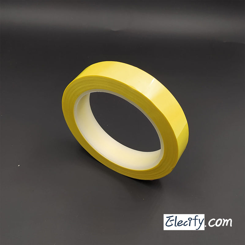 66m*20mm Mylar tape for Transformer Coil Wrap, PET Insulation Adhesive tape