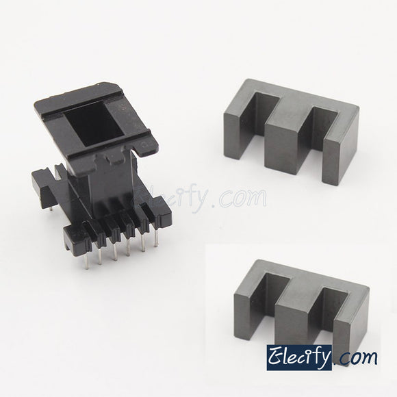 EE42 6+6pins PC40 Ferrite Cores and bobbin